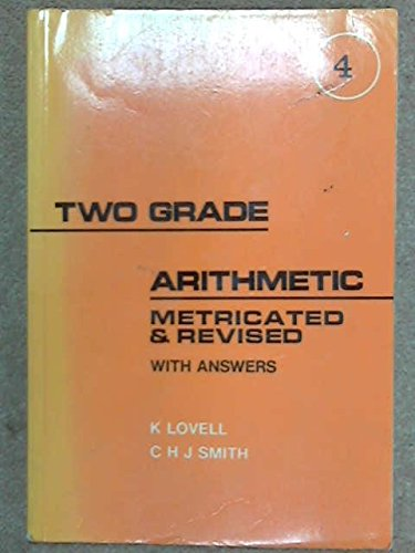 9780602218829: Two Grade Arithmetic: Bk. 1