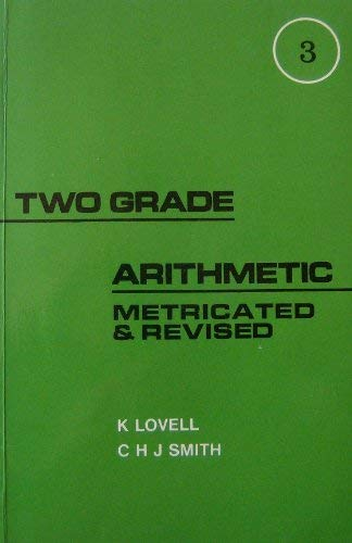 9780602218843: Two Grade Arithmetic: Bk. 3