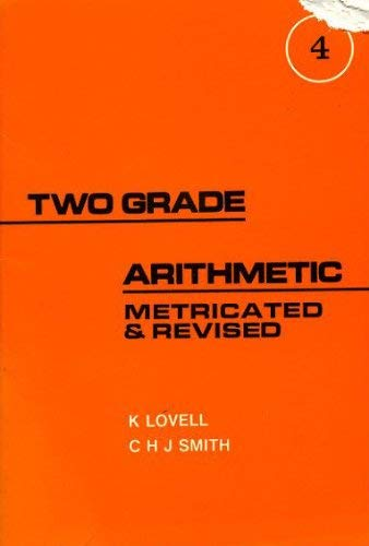 9780602218850: Two Grade Arithmetic: Bk. 4