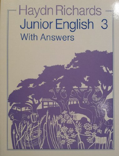9780602226183: Junior English 3: With Answers