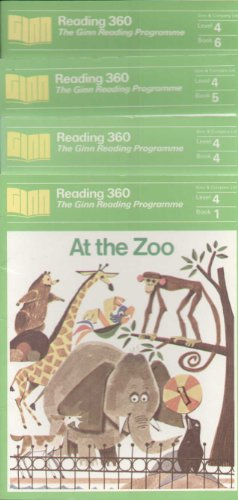 9780602231712: Reading 360: Set of Readers 1-6, Level 4 - At the Zoo/Helicopters/A book for Kay/What a surprise!/Little monkey/Once upon a time