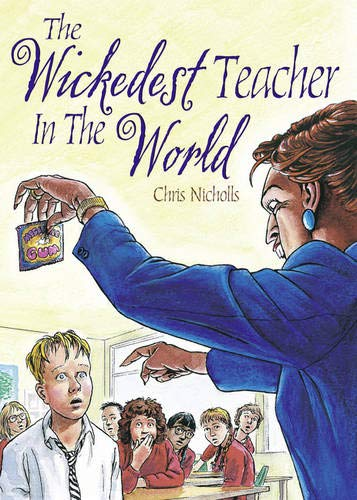 9780602242978: Pocket Tales: Blue: Level 6: The Wickedest Teacher in the World (POCKET READERS FICTION)