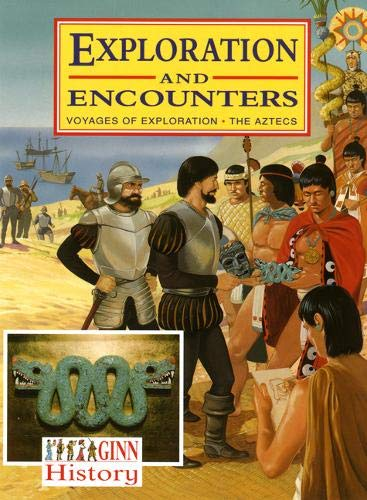 9780602251475: Ginn History:Key Stage 2 Exploration And Encounters Pupil`S Book (NEW GINN HISTORY)