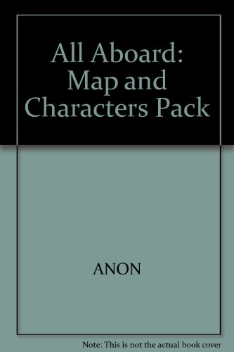 9780602258269: All Aboard Map,Characters And Cassette