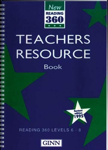 9780602261580: New Reading 360 Level 6-8: Teacher Resource Book (Revised 1995): Teachers' Resource Book Level 6-8