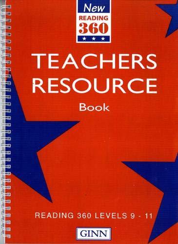 9780602261986: New Reading 360 Levels 9-11: Teachers Resource Book