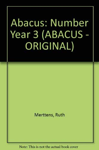 9780602264598: Abacus: Number Year 3