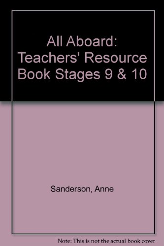 9780602266349: All Aboard: Teachers' Resource Book Stages 9 & 10