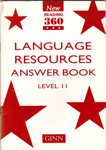 9780602267582: New Reading 360: Answer Book Level 11 (New reading 360: language skills - answer books)