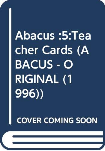 9780602268978: Abacus: Teachers' Cards Year 5