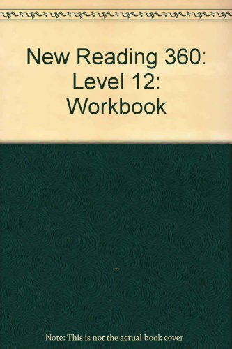 9780602269319: New Reading 360: Workbook Level 12 (New Reading 360: Language Skills)
