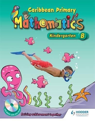Caribbean Primary Maths Kindergarten B Pupil Book: Lewis, Natasha