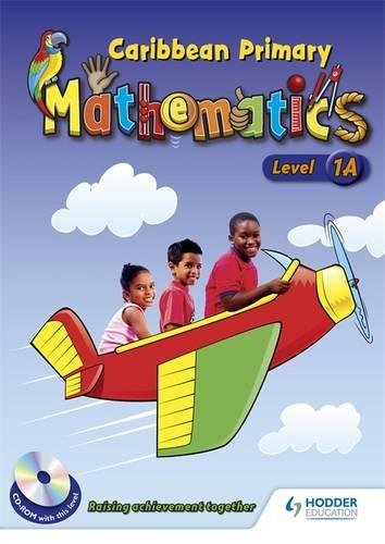 9780602269753: Caribbean Primary Maths Level 1A Pupil Book