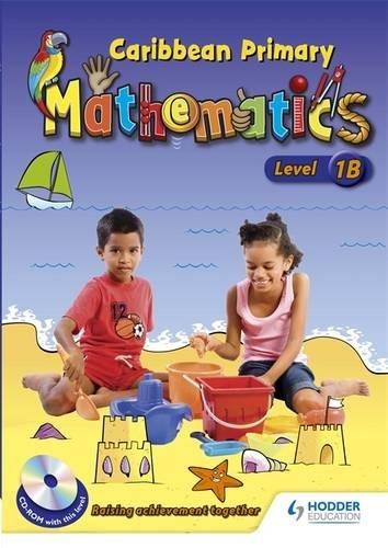 9780602269760: Caribbean Primary Maths Level 1B Pupil Book