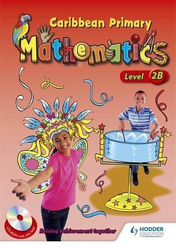 Caribbean Primary Maths Level 2B Pupil Book: Abraham