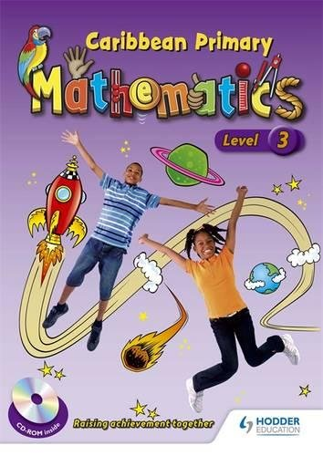 9780602269791: Caribbean Primary Mathematics Level 3 Student Book and CD-Rom