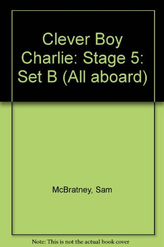 9780602272050: Clever Boy Charlie: Stage 5: Set B