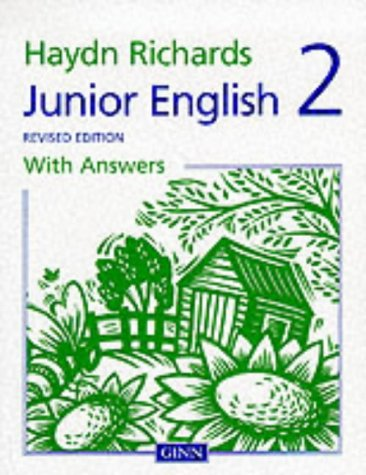 9780602275112: Haydn Richards : Junior English :Pupil Book 2 With Answers -1997 Edition (Bk. 2)