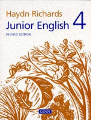 9780602275143: Junior English Revised Edition 4 (HAYDN RICHARDS) (Bk. 4)