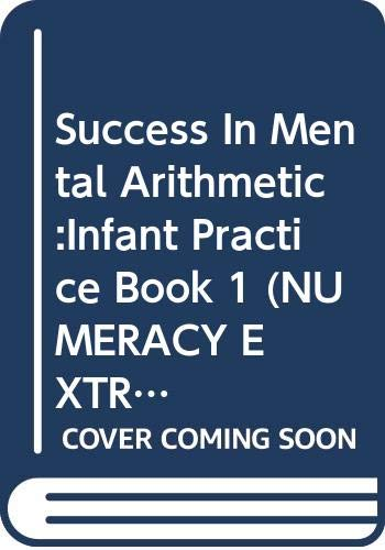 Success In Mental Arithmetic :Infant Practice Book