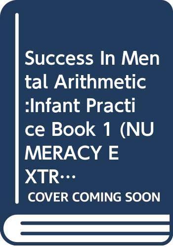 Success In Mental Arithmetic :Infant Practice Book