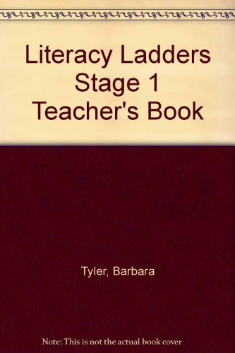 Literacy Ladders Stage 1 Teacher's Book (9780602285067) by Barbara Tyler