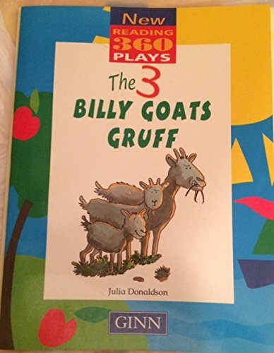 9780602289409: New Reading 360:Big Bk Play/Three Billy Goats Gruf: Lower Key Stage 1