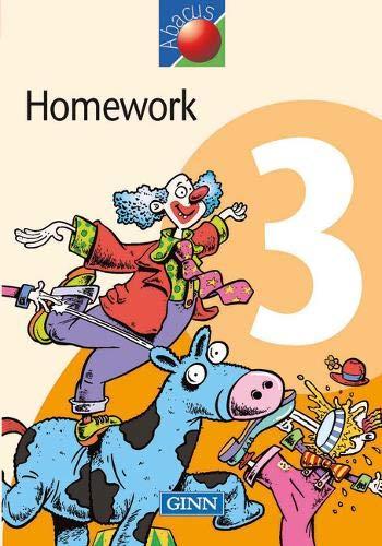 Abacus Year 3 / P4: Half-Form Pupil Kit (Paperback): Merttens, Ruth; Kirkby, David