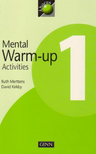 9780602290320: 1999 Abacus Year 1 / P2: Warm-Up Activities Book