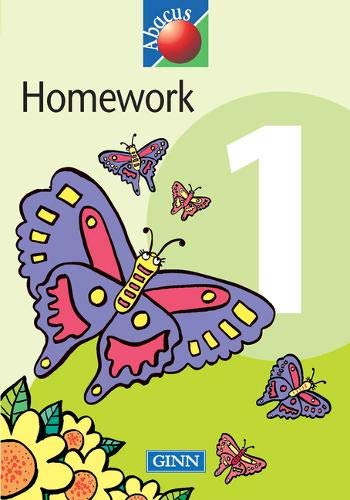 9780602290405: 1999 Abacus Year 1 / P2: Homework Book