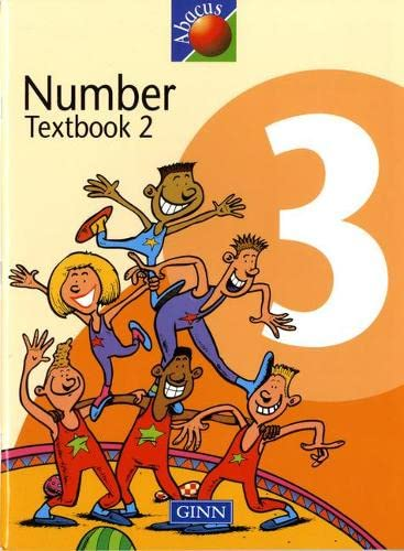 9780602290658: 1999 Abacus Year 3 / P4: Textbook Number 2: Number Year 3 (New Abacus (1999))