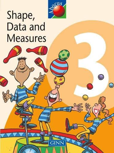 9780602290665: 1999 Abacus Year 3 / P4: Textbook Shape, Data & Measures