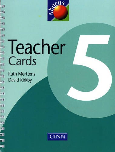 9780602290948: New Abacus 5: Teacher Cards