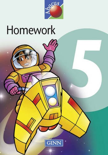 9780602291037: Abacus Year 5/P6: Homework Book (New Abacus (1999))