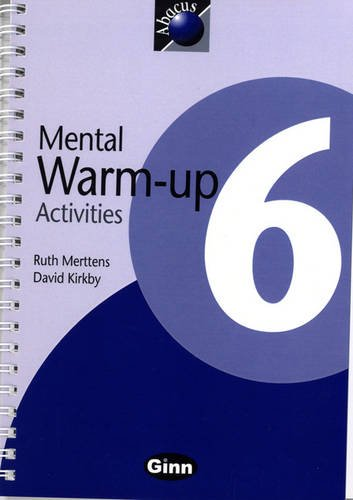 9780602291082: 1999 Abacus Year 6 / P7: Warm-Up Activities Book