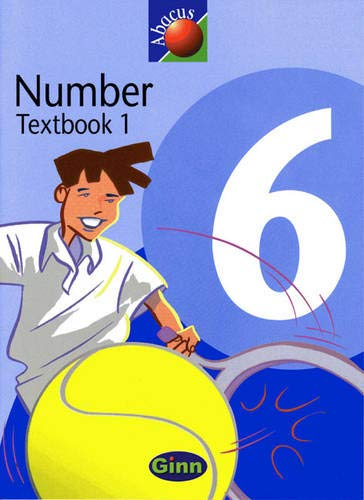 9780602291112: Abacus Year 6/P7: Textbook Number 1: Number Textbook Year 6 (New Abacus (1999))