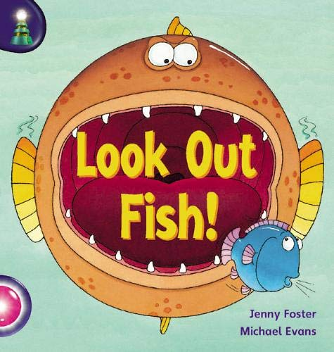 9780602300401: Lighthouse: Reception Pink B - Look Out, Fish