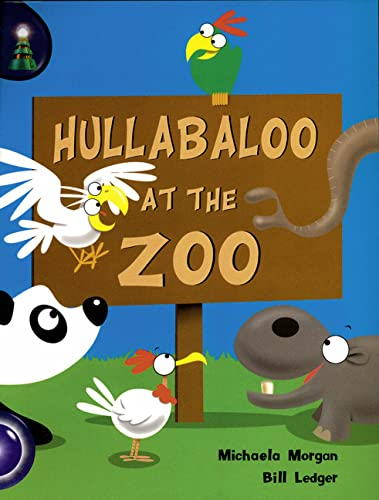 9780602300609: Lighthouse 1 Blue Book 4: Hullabaloo at the Zoo