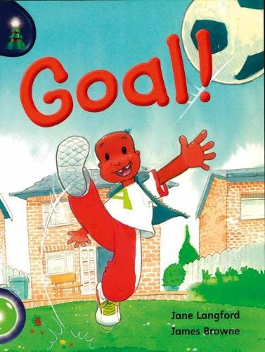 Lighthouse Year 1 Green Book 6: Goal!: Jane Langford