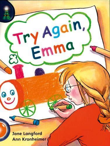 9780602300722: Lighthouse Year 1 Orange: Try Again, Emma