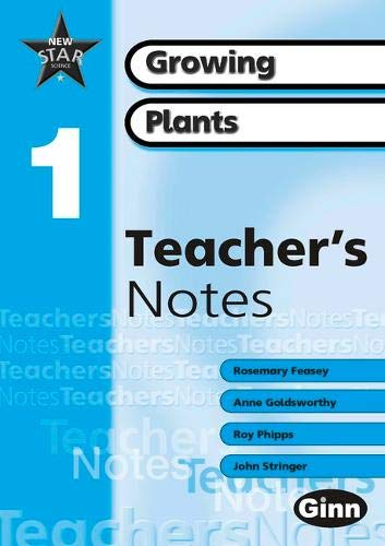 9780602301378: New Star Science Yr1/P2: Growing Plants Teacher's Handbook (STAR SCIENCE NEW EDITION)