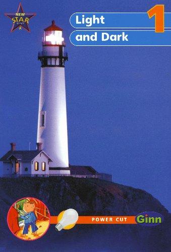 New Star Science Year 1/P2: Light Dark Big Book (Paperback)