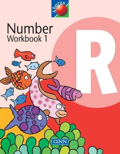 9780602306397: 1999 Abacus Reception / P1: Workbook Number 1 (8 pack) (NEW ABACUS (1999))