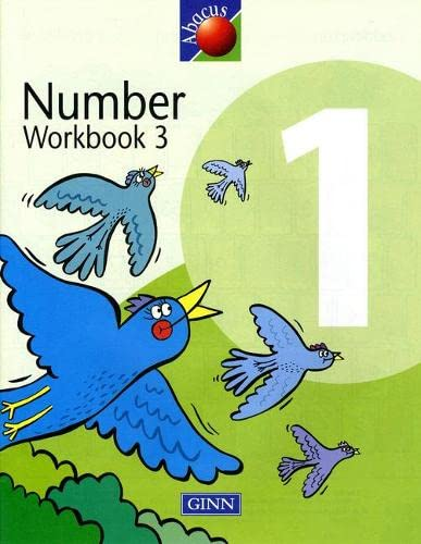 9780602306458: Abacus Year 1/P2: Number Workbook 3: Year 1 P2: Number Workbook No. 3 (New Abacus (1999))