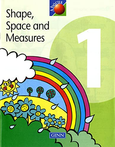 9780602306465: Abacus Year 1/P2: Shape, Space and Measures Workbook, Pack de 8 (New Abacus (1999))