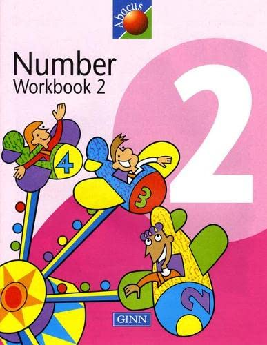 9780602306489: Workbook Number 2: Year 2, Part 3 (New Abacus (1999))