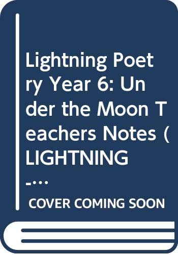 9780602308186: Lightning: Year 6 Poetry Anthology - under the Moon