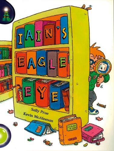 9780602312978: Lighthouse Lime Level: Iains Eagle Eye Single