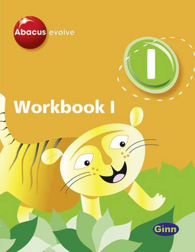 9780602314330: Abacus Evolve Year 1: Workbook 1 (Abacus Evolve (2005) Core Components)