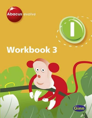 9780602314354: Abacus Evolve Year 1 Workbook 3 (Abacus Evolve (2005) Core Components)